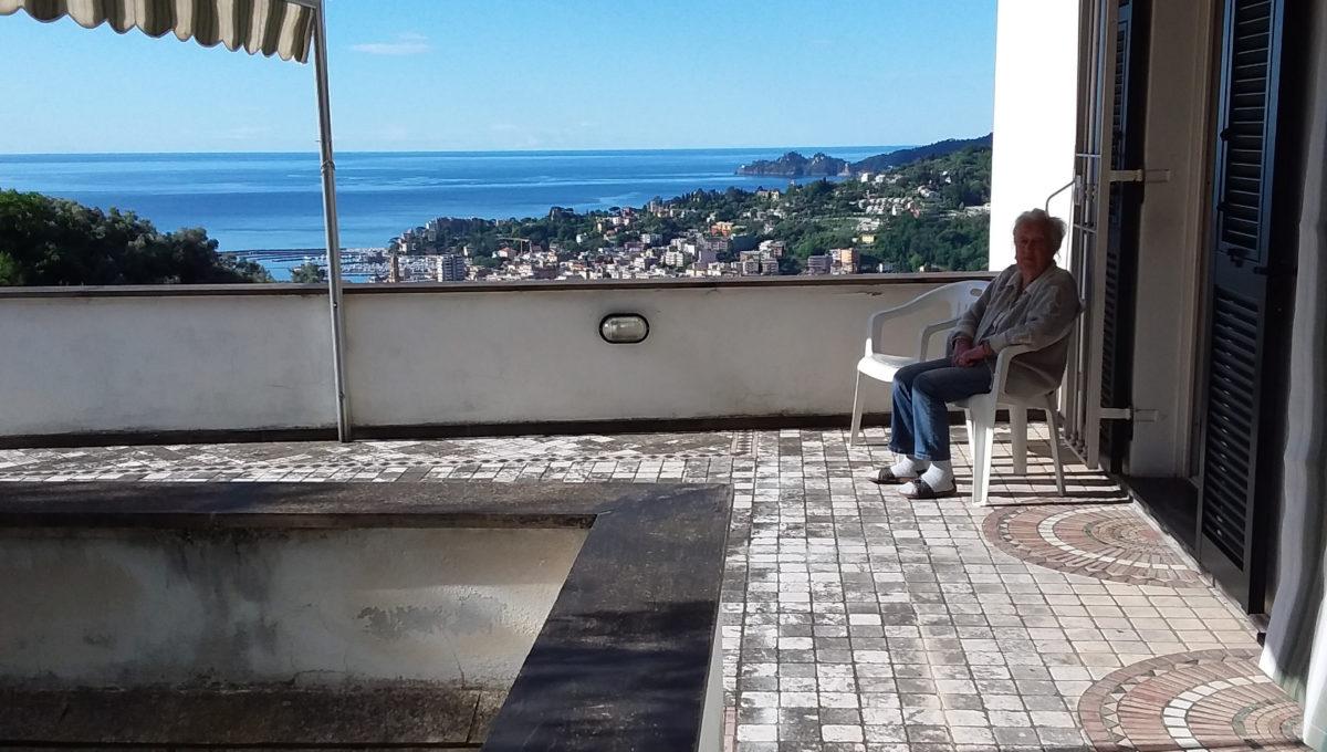 Attico via di Landea - Rapallo (4)