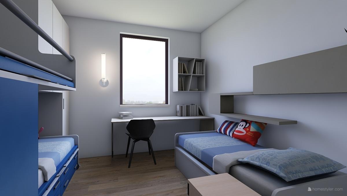 190418 DS Civenna Primo_Second Bedroom-22