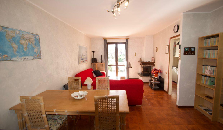 Appartamento su due livelli Oliveto Lario0