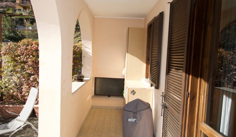 Appartamento su due livelli Oliveto Lario10
