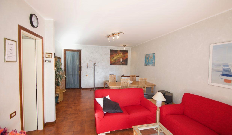 Appartamento su due livelli Oliveto Lario11