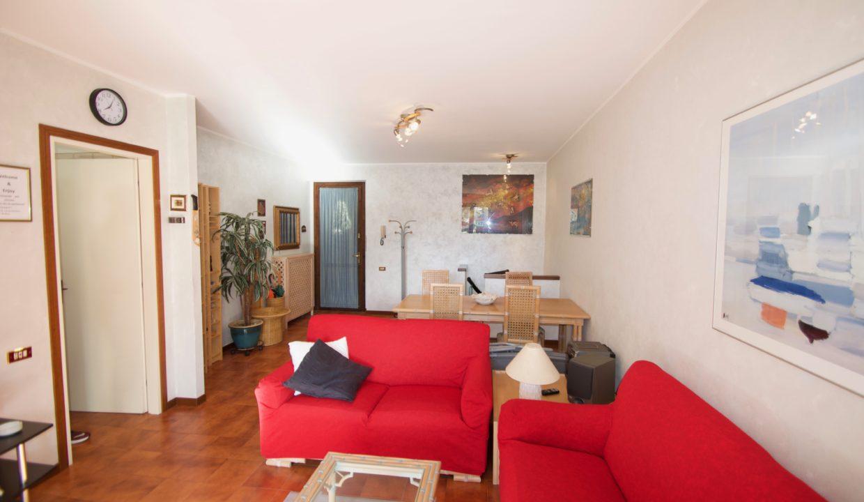 Appartamento su due livelli Oliveto Lario12
