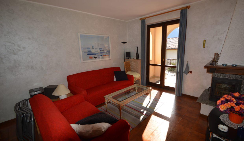 Appartamento su due livelli Oliveto Lario4