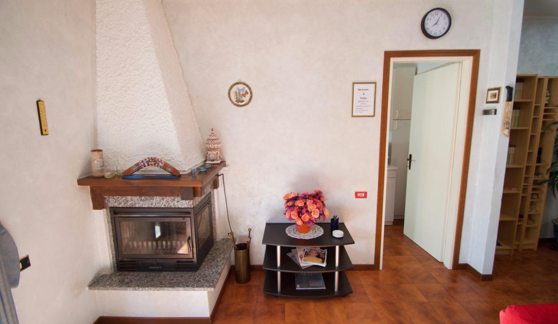 Appartamento su due livelli Oliveto Lario5