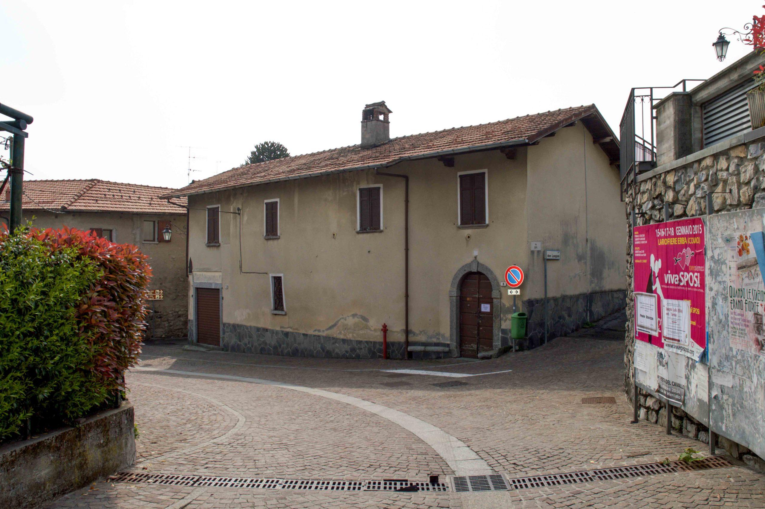 Ex Prestino Rustico Bellagio Civenna