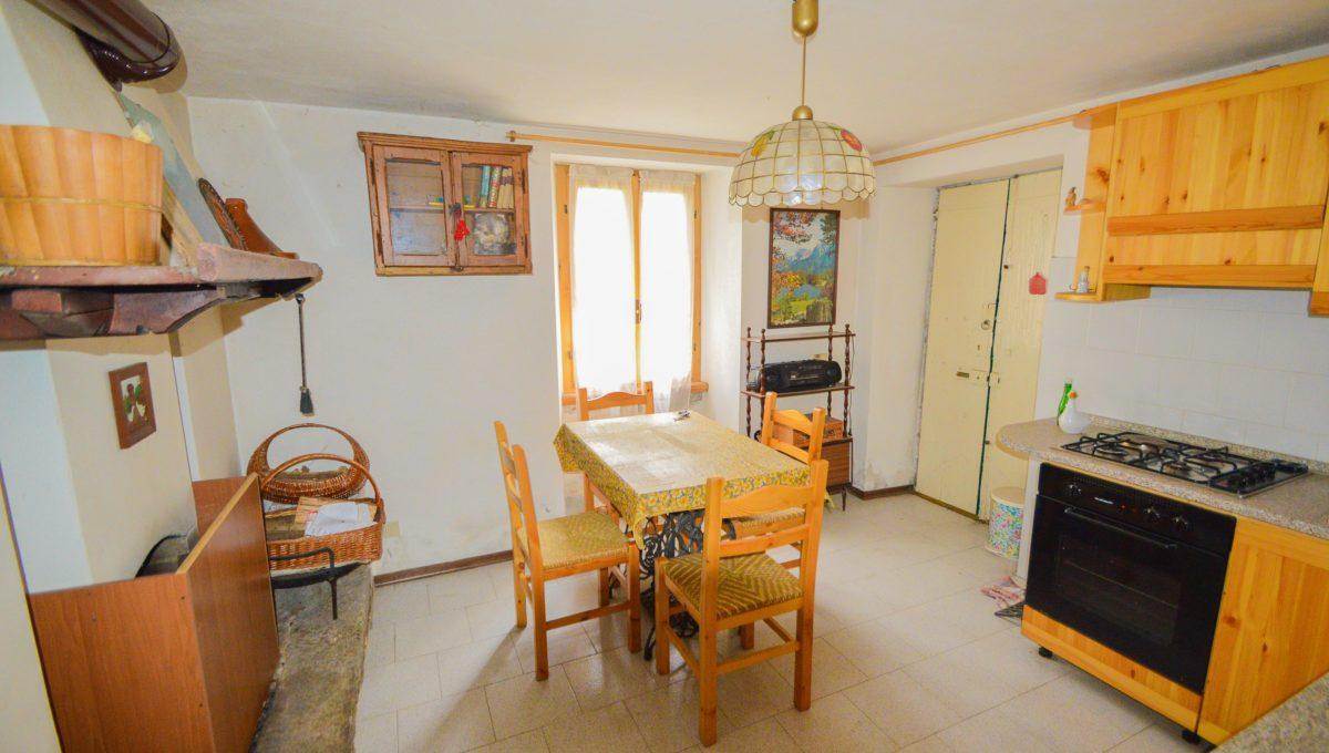 Porzione di casa Rustico Bellagio1