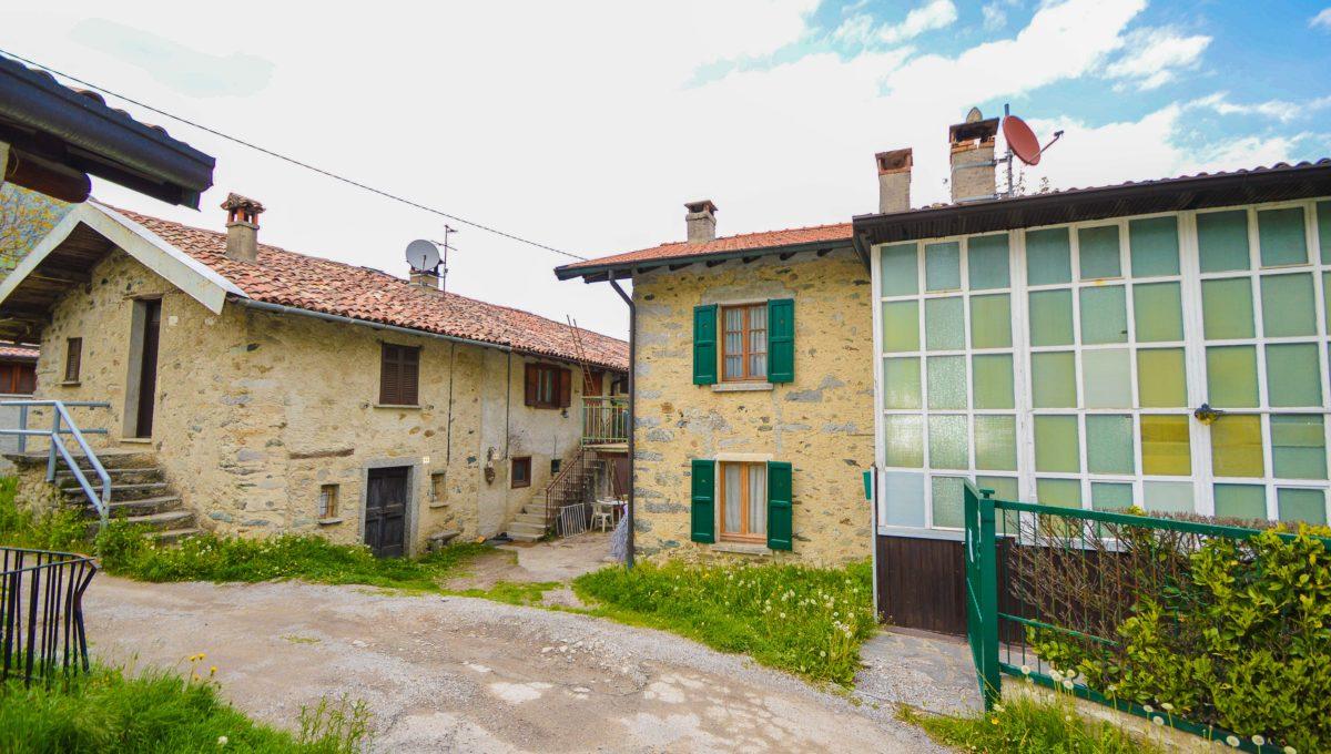 Porzione di casa Rustico Bellagio10