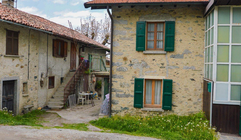 Porzione di casa Rustico Bellagio11