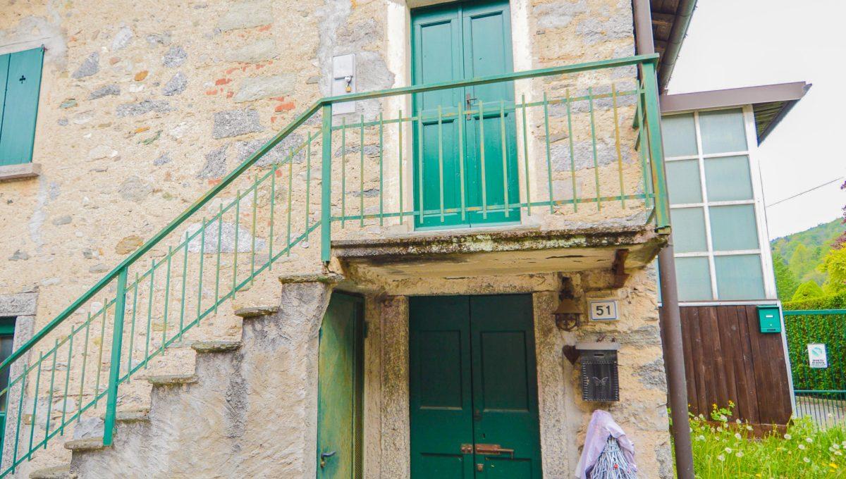 Porzione di casa Rustico Bellagio13