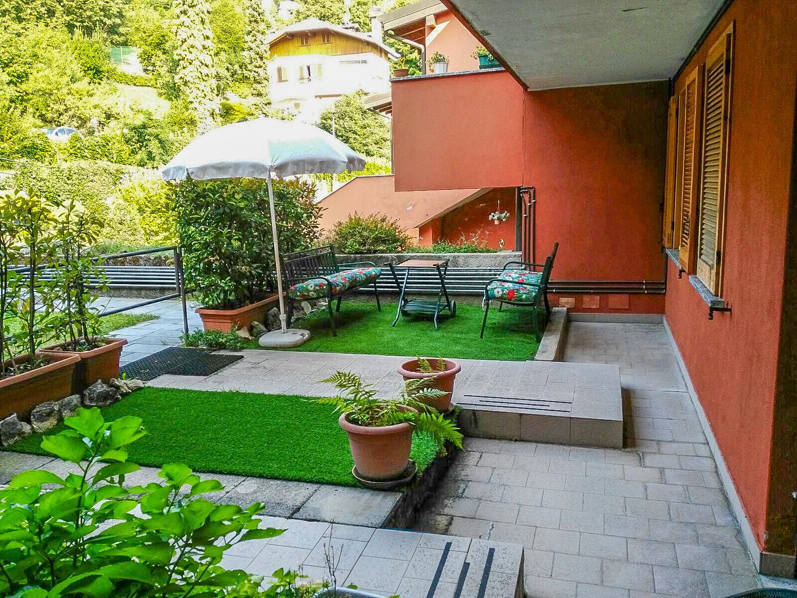 Appartamento trilocale Civenna Bellagio