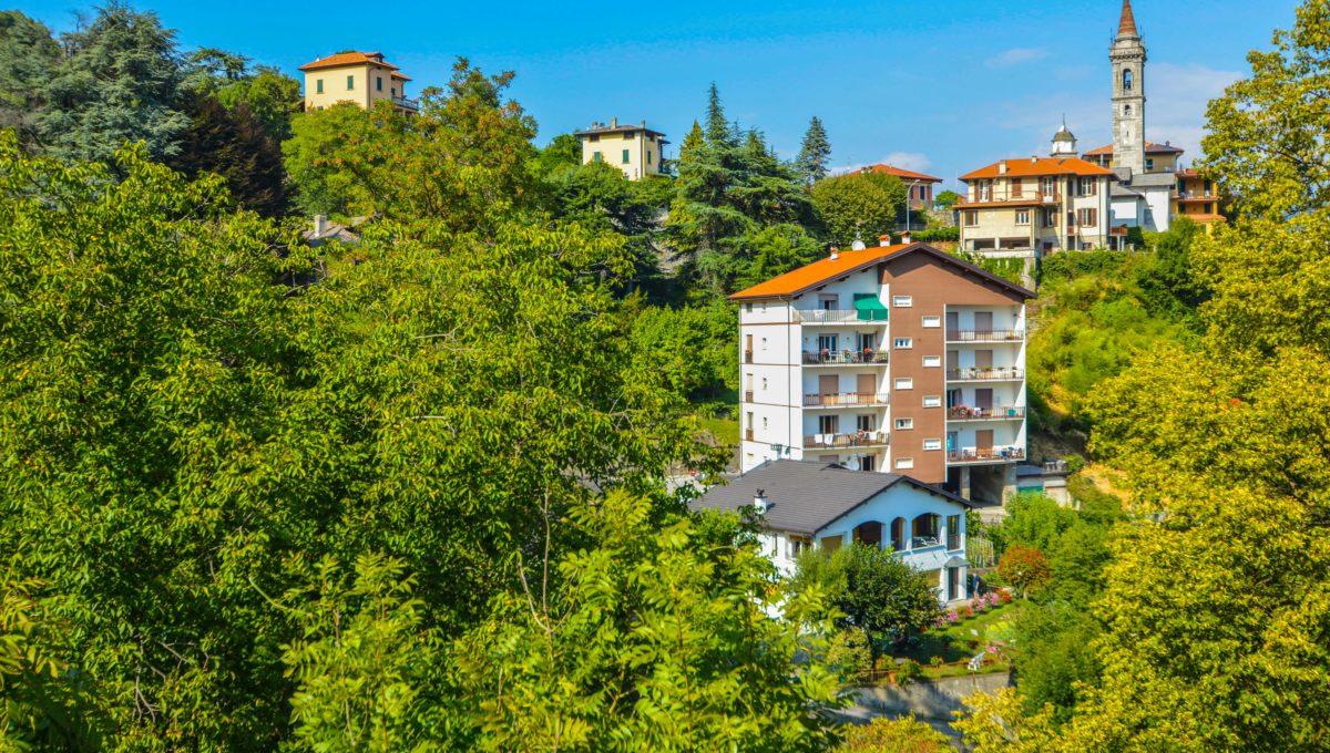 Trilocale con vista lago Bellagio Civenna9